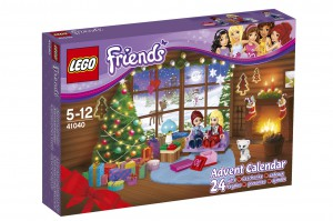 41040_LEGO Friends Adventskalender_Packung