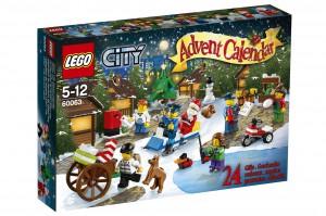 60063_LEGO City Adventskalender_Packung