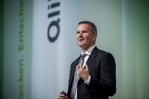 Lars Björk, CEO Qlik