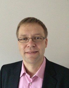 DI Uwe Halbauer, Consulting Services D/A/CH bei Qlik